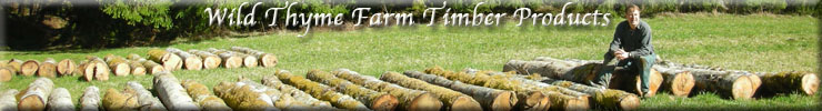 Wild Thyme Farm Timber Products